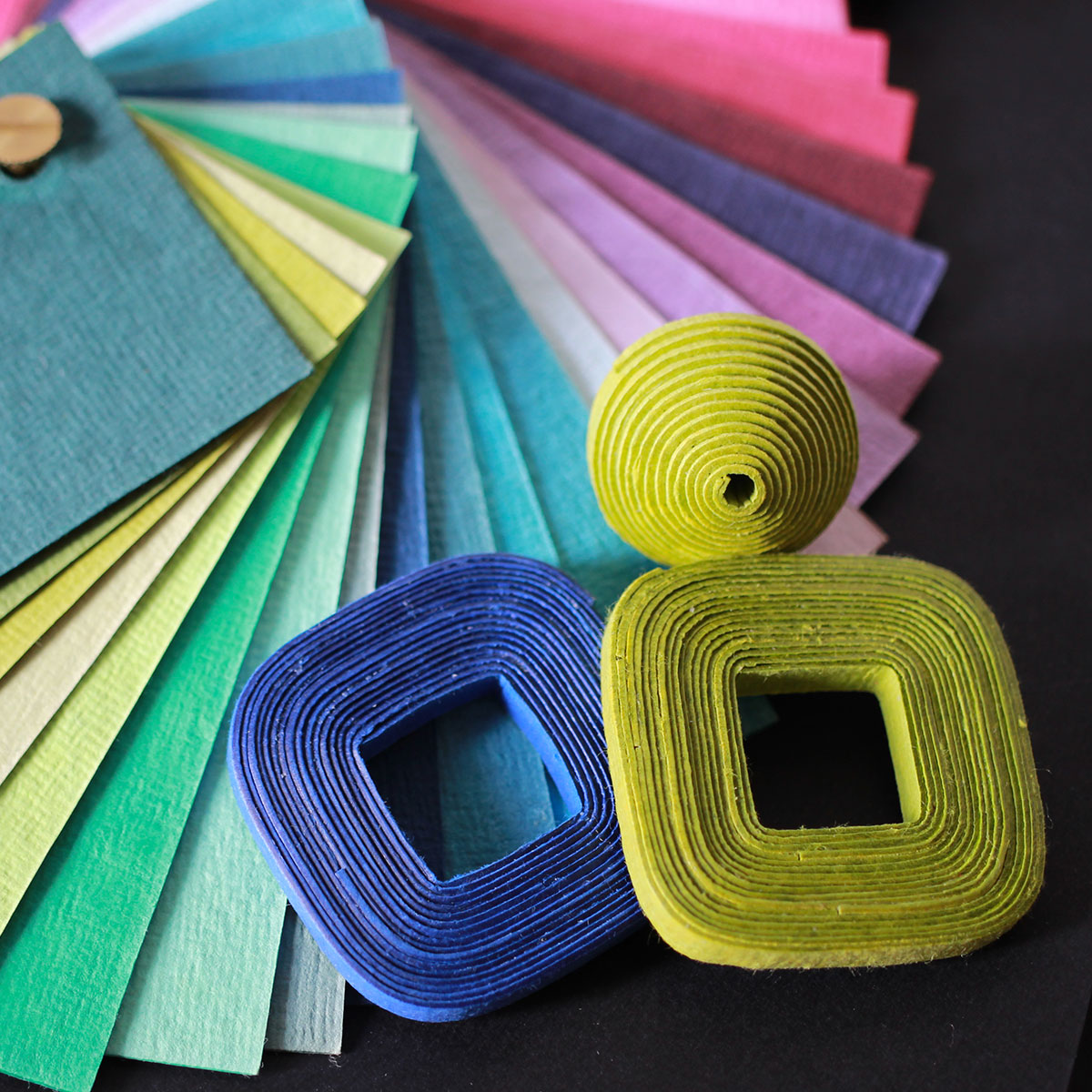 Palette Colori Carta